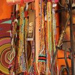 Fair trade African necklaces