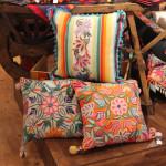 Floral-Pillows