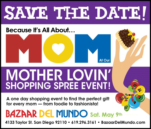 Save the Date! A Mother Lovin' Shopping Spree