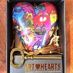 Art of Heart Ornaments
